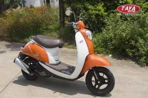 Xe 50cc TAYA SCOOPY (màu cam) NEW