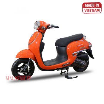 xe máy 50cc tay ga giorno cam
