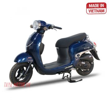 xe máy 50cc tay ga giorno tím than