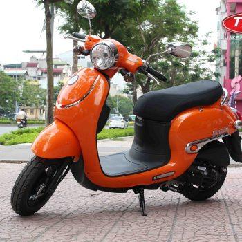 Xe tay ga 50cc giorno màu cam