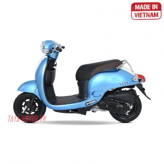 xe máy 50cc tay ga giorno xanh ngọc