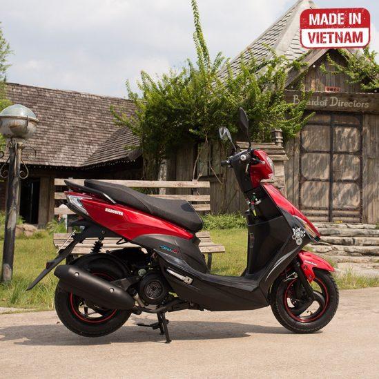 xe máy 50 city