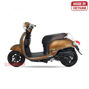 xe máy 50cc tay ga giorno cafer