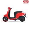 xe máy 50cc tay ga giorno màu đỏ