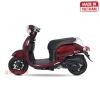 xe máy 50cc tay ga giorno đỏ