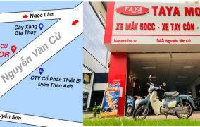 Taya Motor Long Biên