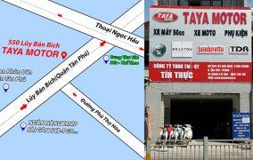 Taya Motor Tân Phú