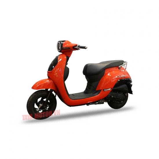 xe máy 50cc tay ga diamond màu cam